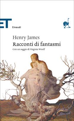 Copertina del libro Racconti di fantasmi di Henry James