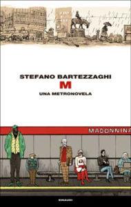 Copertina del libro M di Stefano Bartezzaghi