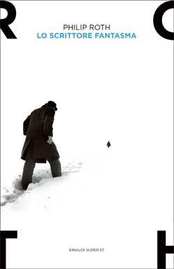 Copertina del libro Lo scrittore fantasma di Philip Roth