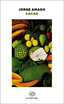 Copertina del libro Cacao di Jorge Amado