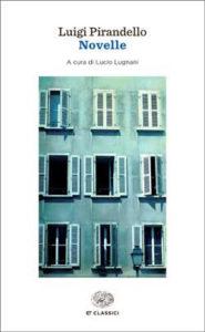 Copertina del libro Novelle di Luigi Pirandello