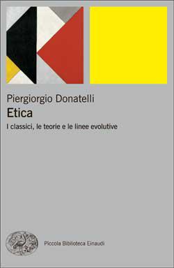Copertina del libro Etica di Piergiorgio Donatelli