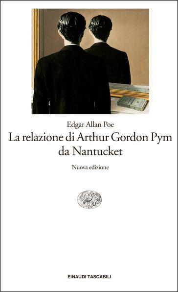 Copertina del libro La relazione di Arthur Gordon Pym da Nantucket di Edgar Allan Poe