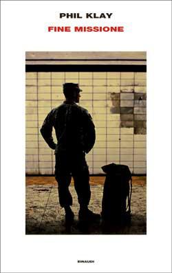 Copertina del libro Fine missione di Phil Klay