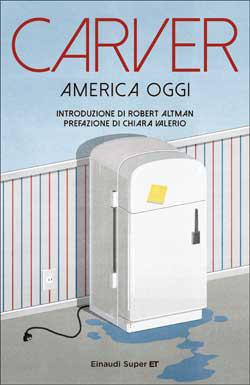 Copertina del libro America oggi di Raymond Carver