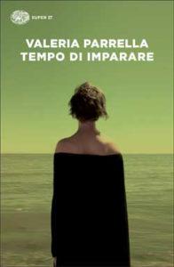 Copertina del libro Tempo di imparare di Valeria Parrella