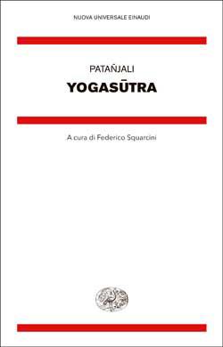 Copertina del libro Yogasutra di Patanjali