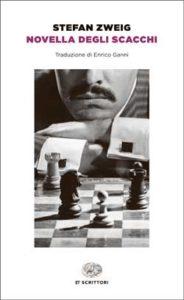 Copertina del libro Novella degli scacchi di Stefan Zweig