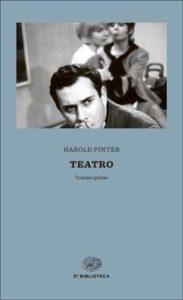 Copertina del libro Teatro di Harold Pinter