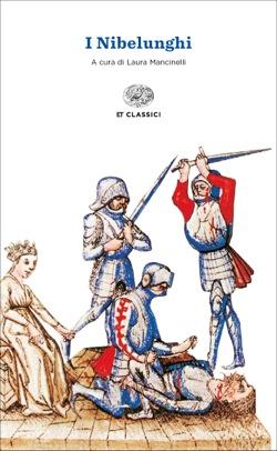 Copertina del libro I Nibelunghi di VV.