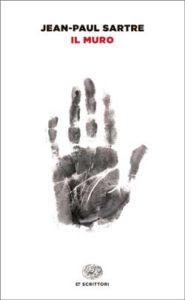 Copertina del libro Il muro di Jean-Paul Sartre
