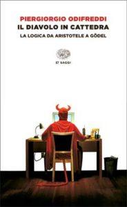 Copertina del libro Il diavolo in cattedra di Piergiorgio Odifreddi