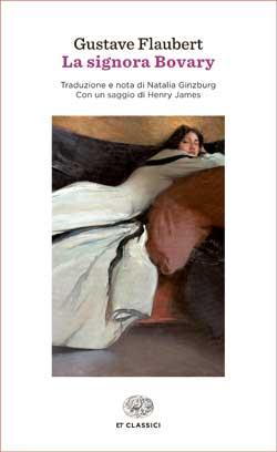 Copertina del libro La signora Bovary di Gustave Flaubert