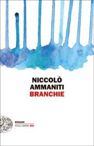 Copertina del libro Branchie di Niccolò Ammaniti