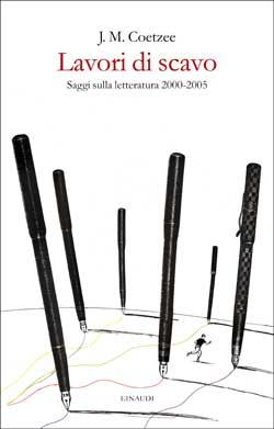 Copertina del libro Lavori di scavo di J. M. Coetzee