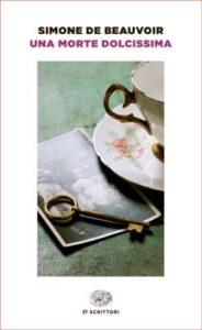 Copertina del libro Una morte dolcissima di Simone de Beauvoir