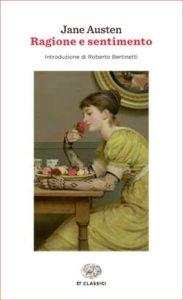Copertina del libro Ragione e sentimento di Jane Austen