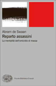 Copertina del libro Reparto assassini di Abram de Swaan