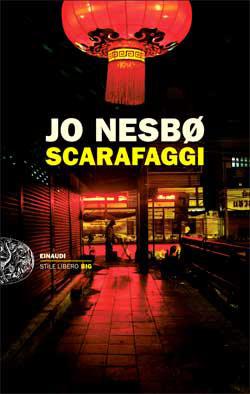Copertina del libro Scarafaggi di Jo Nesbø