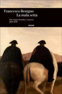 Copertina del libro La mala setta di Francesco Benigno