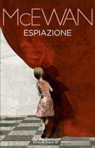 Copertina del libro Espiazione di Ian McEwan