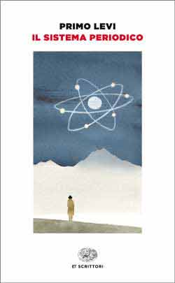 Copertina del libro Il sistema periodico di Primo Levi