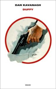 Copertina del libro Duffy di Dan Kavanagh