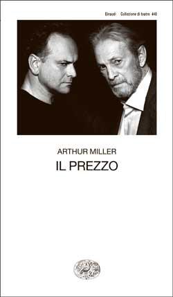 Copertina del libro Il prezzo di Arthur Miller