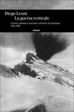 Copertina del libro La guerra verticale di Diego Leoni