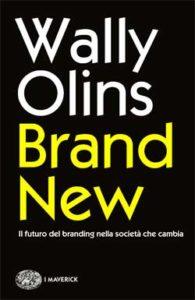Copertina del libro Brand new di Wally Olins
