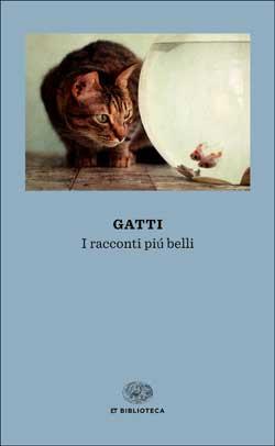 Copertina del libro Gatti di VV.