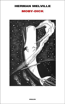 Copertina del libro Moby-Dick (Einaudi) di Herman Melville