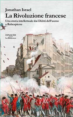 Copertina del libro La Rivoluzione francese di Jonathan Israel