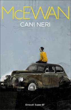 Copertina del libro Cani neri di Ian McEwan