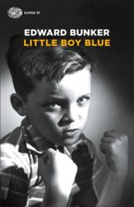 Copertina del libro Little boy blue di Edward Bunker