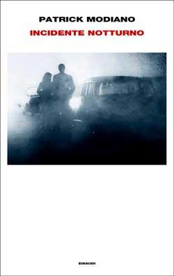 Copertina del libro Incidente notturno di Patrick Modiano