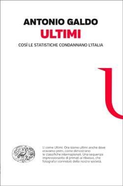 Copertina del libro Ultimi di Antonio Galdo