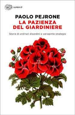 Copertina del libro La pazienza del giardiniere di Paolo Pejrone