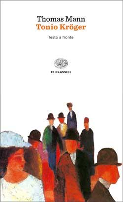 Copertina del libro Tonio Kröger di Thomas Mann
