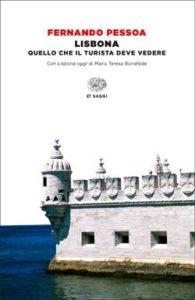 Copertina del libro Lisbona di Fernando Pessoa
