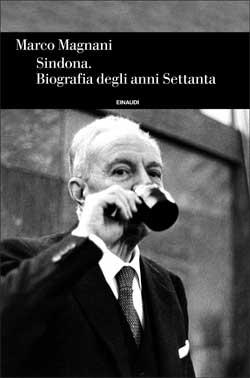 Copertina del libro Sindona di Marco Magnani
