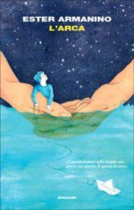 Copertina del libro L'Arca di Ester Armanino