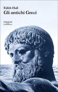 Copertina del libro Gli antichi Greci di Edith Hall