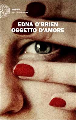 Copertina del libro Oggetto d'amore di Edna O'Brien