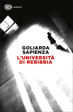 Copertina del libro L'università di Rebibbia di Goliarda Sapienza