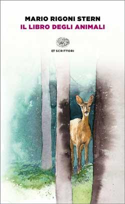 Copertina del libro Il libro degli animali di Mario Rigoni Stern