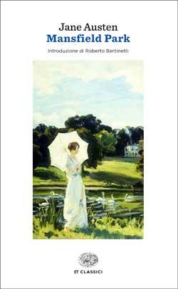 Copertina del libro Mansfield Park di Jane Austen