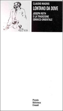 Copertina del libro Lontano da dove di Claudio Magris