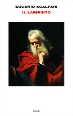 Copertina del libro Il labirinto di Eugenio Scalfari