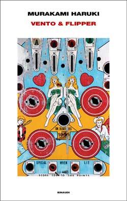 Copertina del libro Vento & Flipper di Murakami Haruki